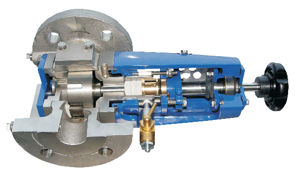 deism gear pump