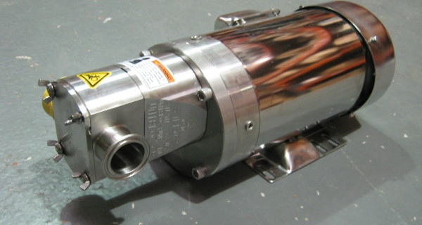 HpE Unibloc Gear Pump