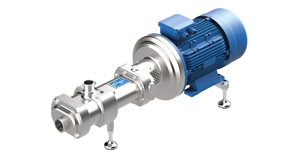 Wangen Versatwin Screw Pump