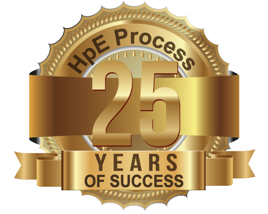 HpE Process 25 years of success