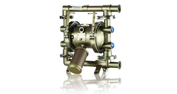 Graco AODD pump
