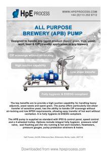 thumbnail of All Purpose Pump (APB)