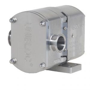 Unibloc rotary lobe pump